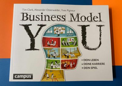 Business Model You - Buch - Referenz - Innovation - REINVENTIS - Innovationsberatung - München