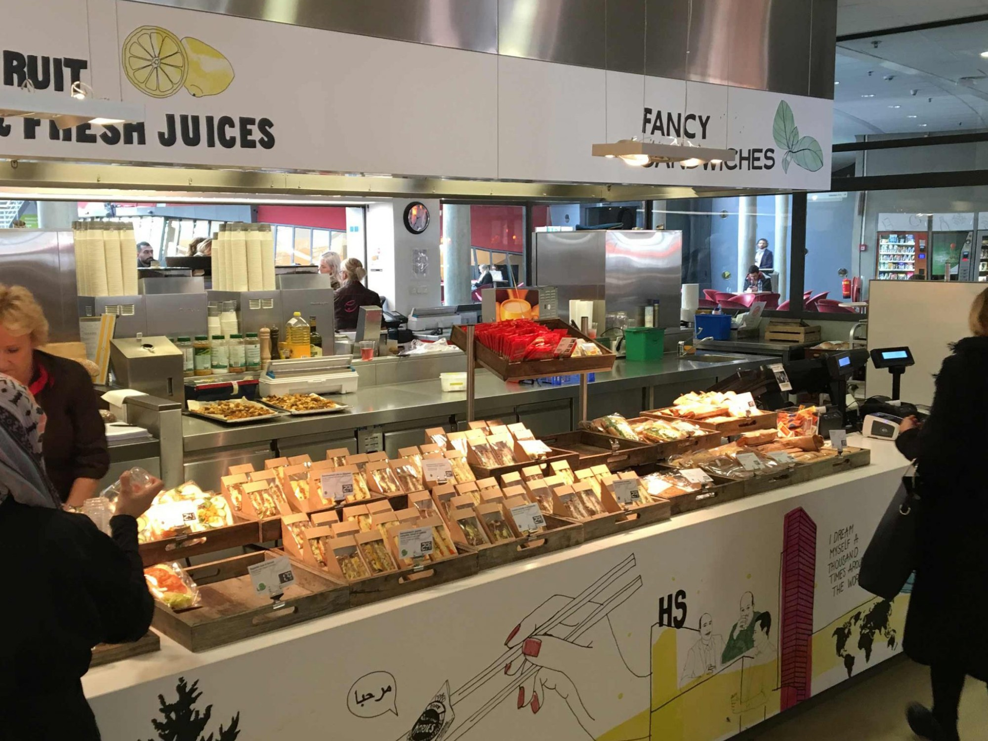 Restaurantmarketing für GV-Manager in der Betriebsgastronomie - Innovationsberatung - REINVENTIS - München